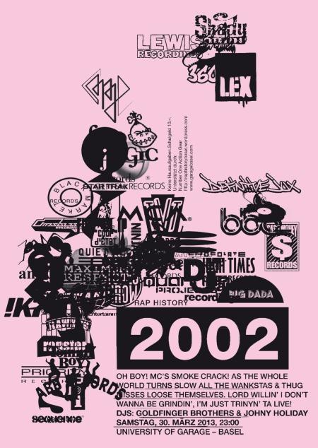 Rap History Basel 2002