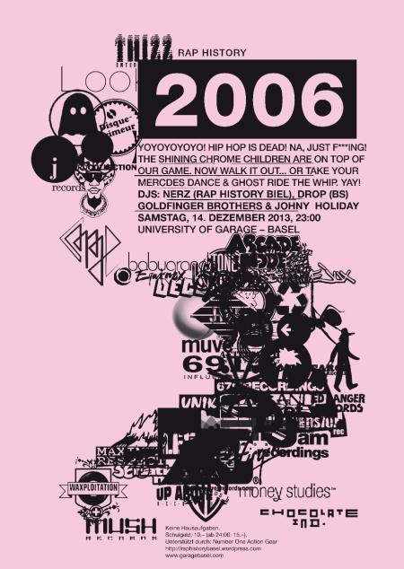 Rap History Basel 2006
